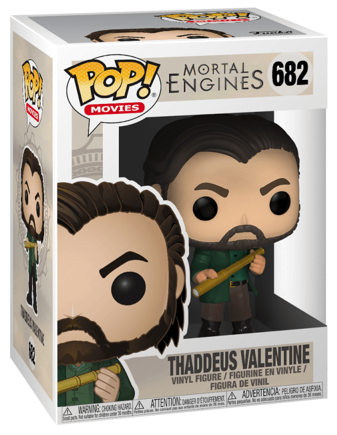 Funko Pop! Movies Thaddeus Valentine Stock