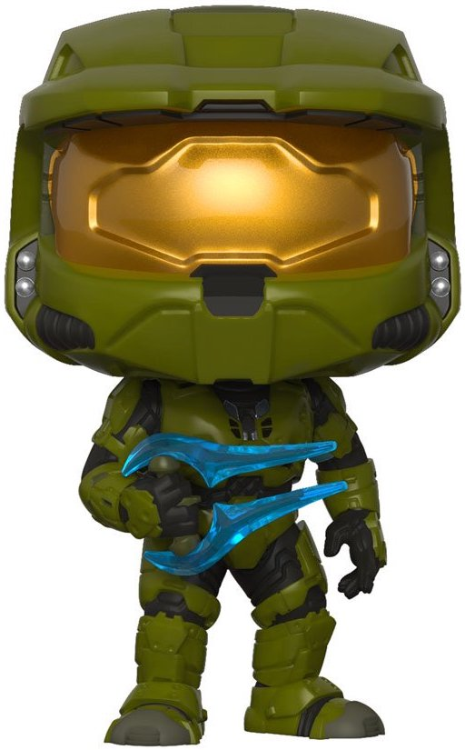 Funko Pop! Halo Master Chief (w/ Energy Sword)