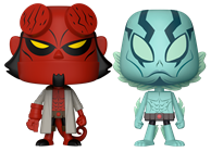 Vynl All Hellboy + Abe Sapien