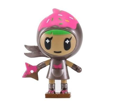 Tokidoki Donutella and Her Sweet Friends Series 2 Choco Ninja