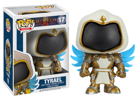 Funko Pop! Games Tyrael Stock