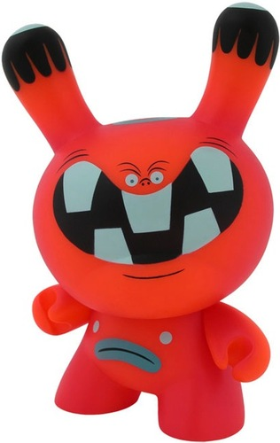 "Kid Robot 8"" Dunnys Acid Head"