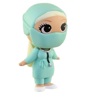 Mystery Minis Barbie 1973 Surgeon