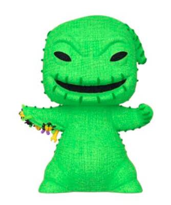 Funko Pop! Disney Oogie Boogie (Diamond Glitter)