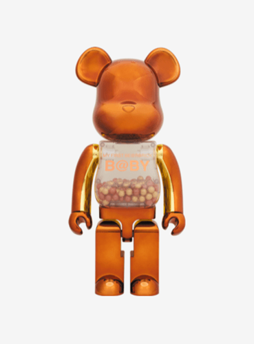Be@rbrick My First B@by Be@rbrick Steampunk Baby 1000% Icon