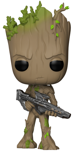 Funko Pop! Marvel Groot  Icon