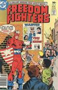 DC Comics Freedom Fighters (1976) Freedom Fighters (1976) #9
