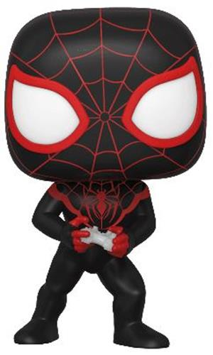Funko Pop! Marvel Miles Morales (Gamer)