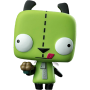 Funko Pop! Television Gir (With Cupcake)