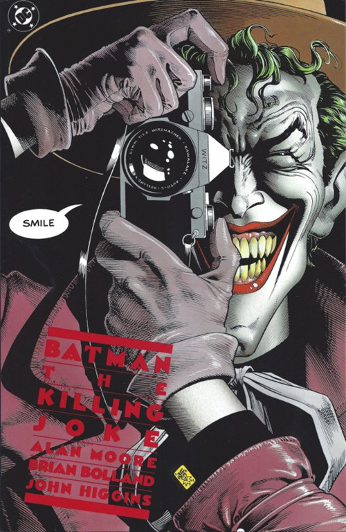 DC Comics Batman: The Killing Joke  Batman: The Killing Joke  #1H Icon