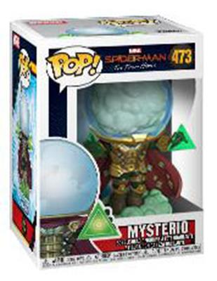 Funko Pop! Marvel Mysterio Stock