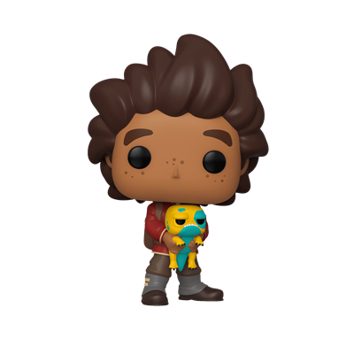 Funko Pop! Animation Ezran