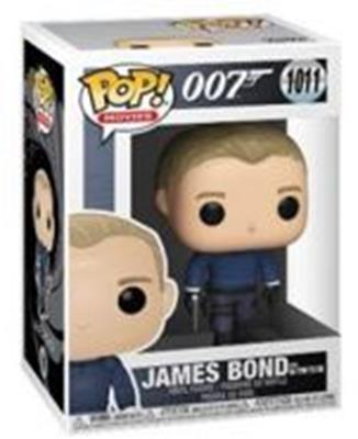 Funko Pop! Movies James Bond From No Time to Die Stock