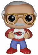Funko Pop! Stan Lee Stan Lee (Fan Expo) - Red Shoes