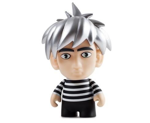 Kid Robot Blind Boxes Andy Warhol Collectible Art Vinyl Andy