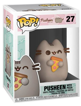 Funko Pop! Other Pusheen with Pizza Stock
