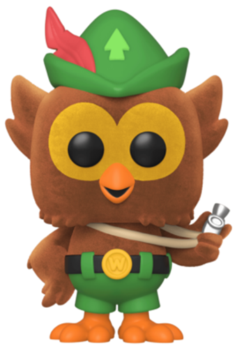 Funko Pop! Ad Icons Woodsy Owl (Flocked)
