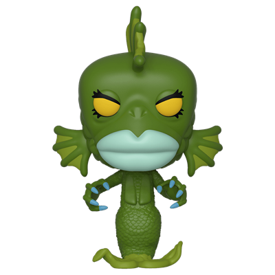 Funko Pop! Disney Undersea Gal