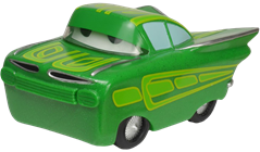 Funko Pop! Disney Ramone (Green Paint)