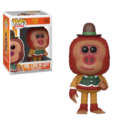 Funko Pop! Animation Mr. Link In Suit
