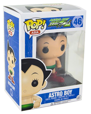 Funko Pop! Asia Astro Boy Stock