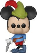 Funko Pop! Disney Mickey Mouse (Brave Little Tailor)