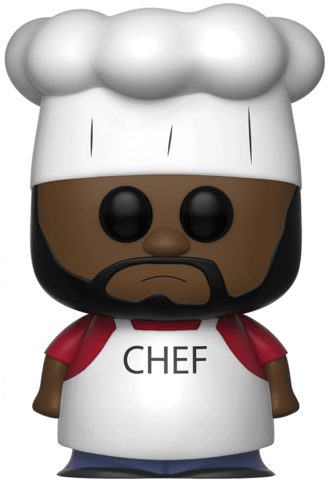 Funko Pop! South Park Chef
