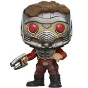 Funko Pop! Marvel Star-Lord (Vol. 2) (Action Pose)