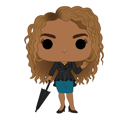 Funko Pop! Television Allison Hargreeves