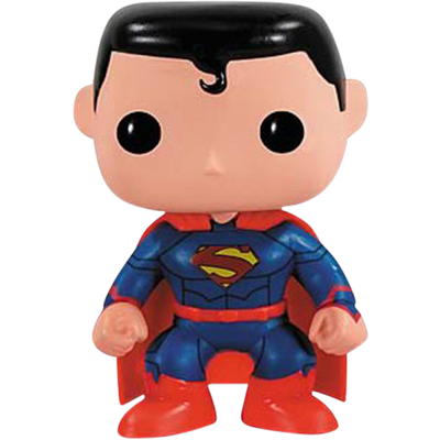 Funko Pop! Heroes Superman (Bobble Head)