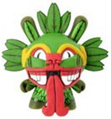 Kid Robot Blind Boxes Azteca Series 1 Quetzalcoatl Icon