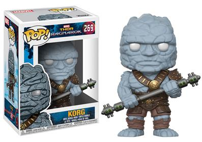 Funko Pop! Marvel Korg Stock