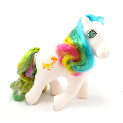 My Little Pony Year 05 Quackers