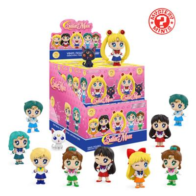 Mystery Minis Sailor Moon Sailor Mercury (Posed) Stock