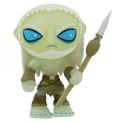 Mystery Minis Game of Thrones Series 1 White Walker (Glow in the Dark) Stock