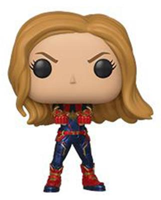 Funko Pop! Marvel Captain Marvel (EE)