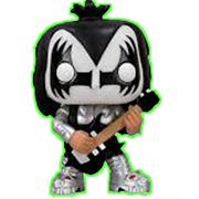 Funko Pop! Rocks KISS - The Demon (Glow in the Dark)