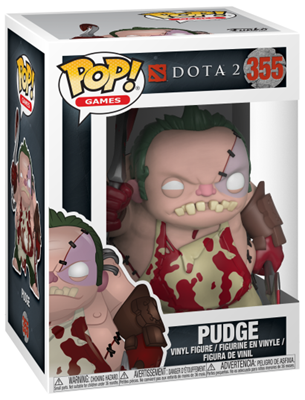Funko Pop! Games Pudge  Stock