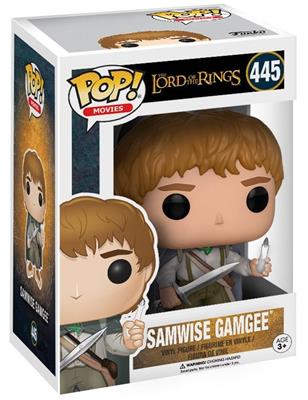Funko Pop! Movies Samwise Gamgee Stock Thumb