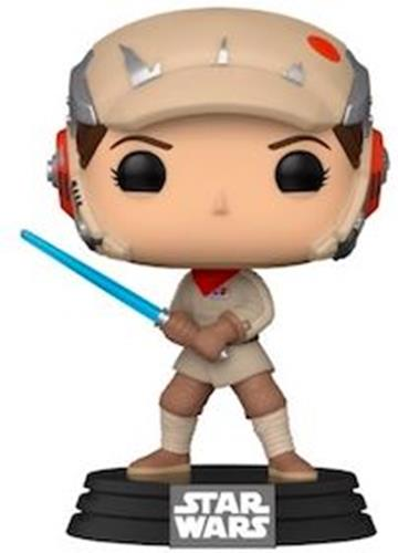 Funko Pop! Star Wars Princess Leia Jedi Training