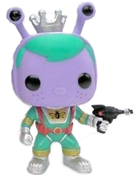 Funko Pop! Freddy Funko Purple Ray-Gun