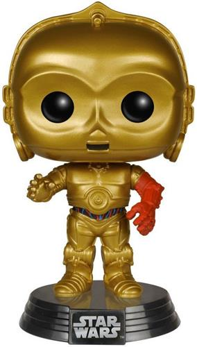 Funko Pop! Star Wars C-3PO (w/ Red Arm)