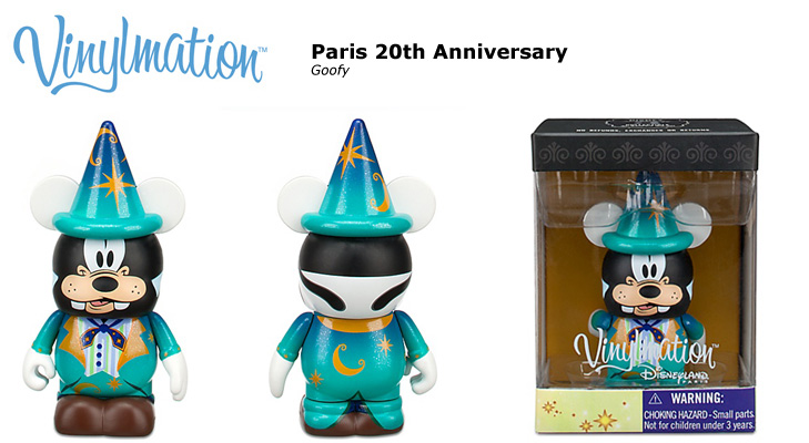 Vinylmation Open And Misc Exclusives Goofy