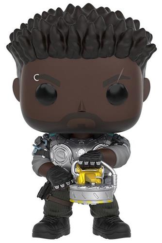 Funko Pop! Games Del Walker