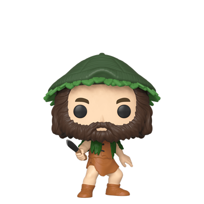 Funko Pop! Movies Alan Parrish with Knife Icon