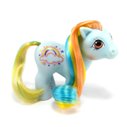 My Little Pony Year 09 Baby Sunribbon