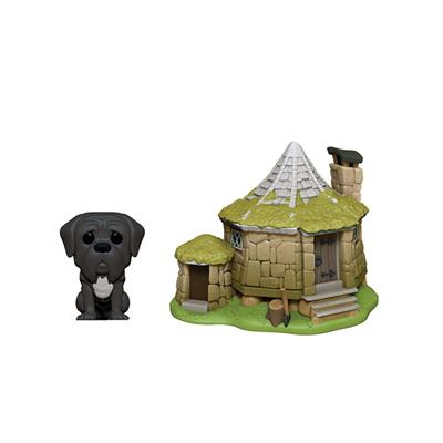 Funko Pop! Town Hagrid's Hut with Fang