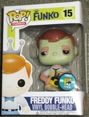 Funko Pop! Freddy Funko Leatherface