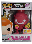 Funko Pop! Freddy Funko The Devil (Red)