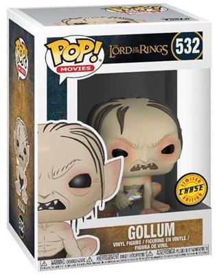 Funko Pop! Movies Gollum (Chase) Stock